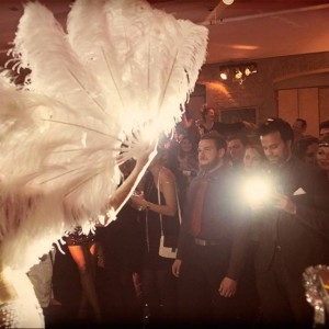 The Grand Gatsby Party