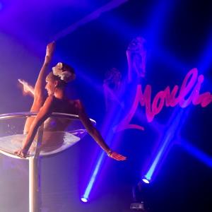 Moulin Rouge Dinner 2015