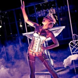 Las Vegas Showgirl - Olivia Jane Johnson